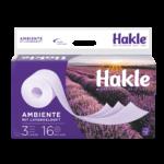 Hakle Toilettenpapier Ambiente mit Lavendelduft 16er