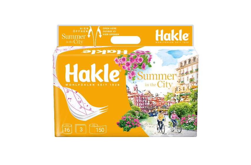 Hakle Sommeredition