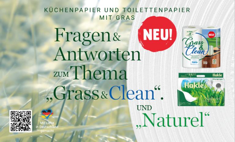 Grasprodukte Presseinfo